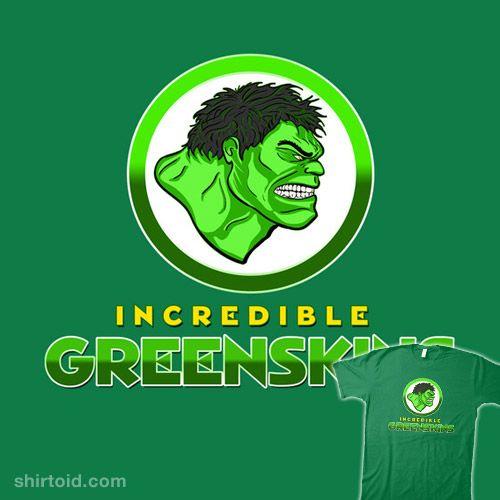 Incredible Greenskins