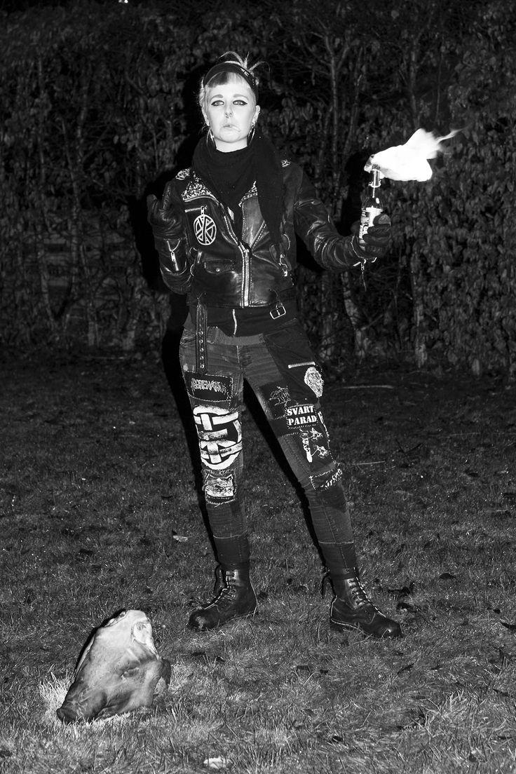 Gutter Punk Fashion Gutter Punk Fashion Www Imgkid Com The