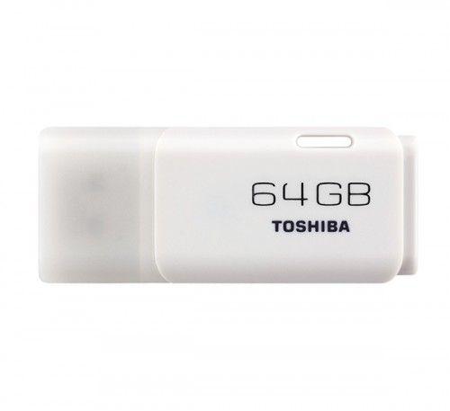 TOSHIBA TransMemory - U202 WHITE 64GB Pen Drive