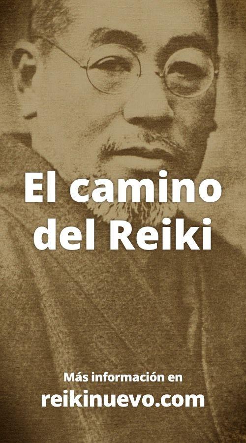 El camino del Reiki. Más información: https://www.reikinuevo.com/camino-reiki-mikao-usui/