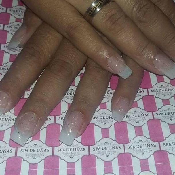 nail acrilyc uñas acriicas  bogota clombia