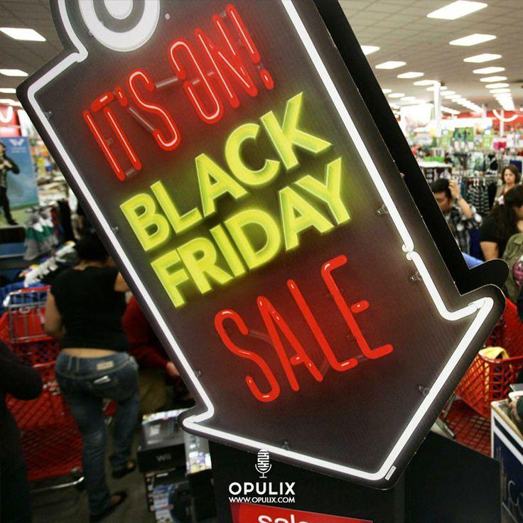 """Conocido mundialmente como """"Black Friday"""" se celebra el primer viernes después del Día de """"Acción de Gracias"""" y en Estados Unidos es un día festivo en que los americanos aprovechan para hacer las compras de inicio de navidad."""