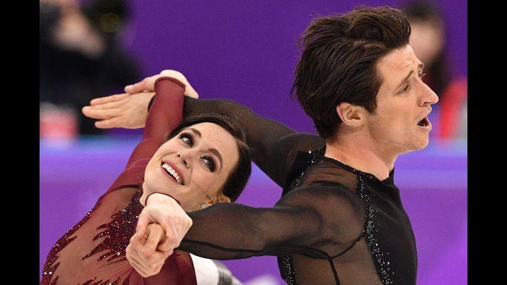 Tessa Virtue, Scott Moir Free Dance at Winter Olympics | Pyeongchang 2018 - YouTube