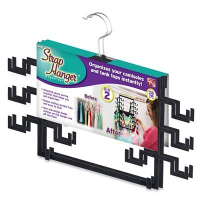 StrapHanger™ Organizer (Set of 2) - BedBathandBeyond.com