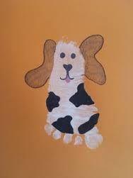 Afbeeldingsresultaat voor hond knutselen 3d