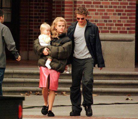 Reese Witherspoon and Ryan Phillippe | Reese Witherspoon ... Ryan Phillippe Children