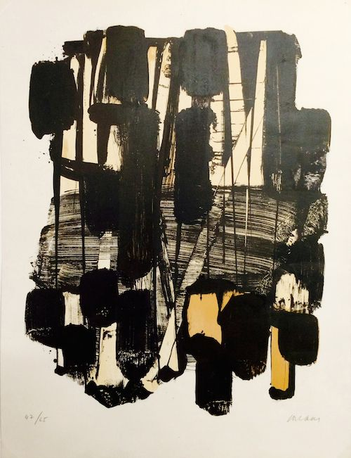 Pierre Soulages | ARTRESOURCE