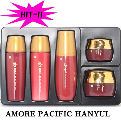 NEW! Amore Pacific HANYUL Extra Travel Mini Kit 5pc_Skin Care_Anti-aging