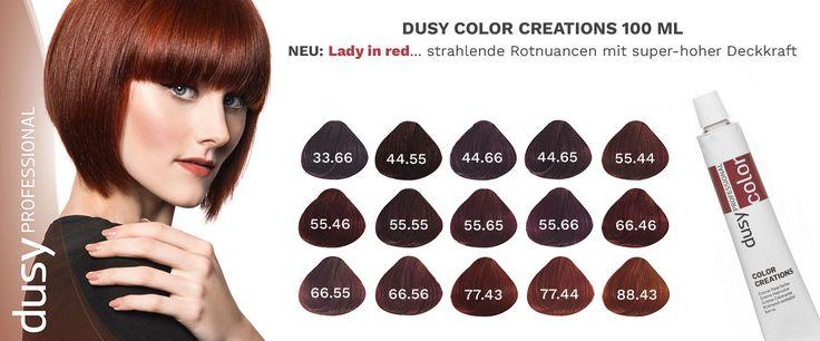 Haarfarben in professioneller Qualität.  100% Deckkraft.  Schonende Coloration.  Lange Haltbarkeit.  Seidiger Glanz durch Seidenproteine.  Sensationeller Preis.