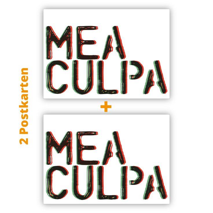 In unserem Grusskarten Onlineshop finden Sie neben diesen Postkarten immer das passende Grusskarten/ Geschenkanhänger| Windlicht oder Geschenkpapier Motiv. Sei es für Freunde, Familie, Mitarbeiter oder für Ihre Kunden zu allen Anlässen.2 Designer Entschuldigungs Postkarten: MEA CULPA #Postkartenset zum #Schreiben #Verschenken oder #Dekorieren von Geschenken • Design: #Kartenkaufrausch #sorry #Verzeihen #Entschuldigung #Typo • Format: DIN A6, 14,6 cm x 10,5 cm F
