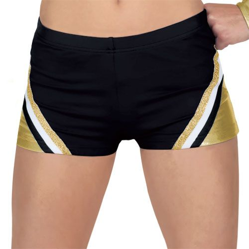 All Star Performance Cheer Uniform Shorts by Chasse Performance