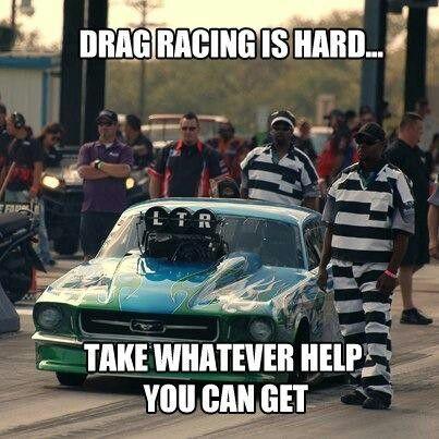 #chaingang drag racing