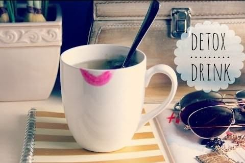 5 receptů na ranní detoxikační nápoje - Slunečný život