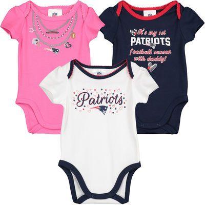 369681543 nfl apparel in patriots for infant girls