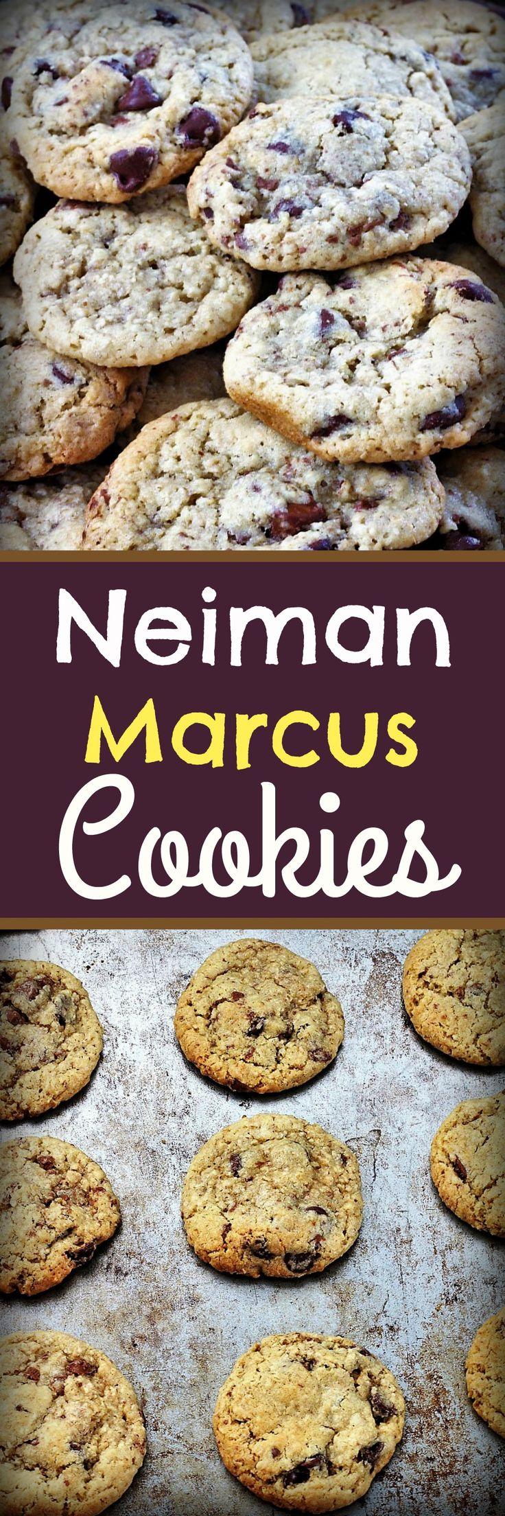Neiman Marcus Cookies, Recipe Treasures