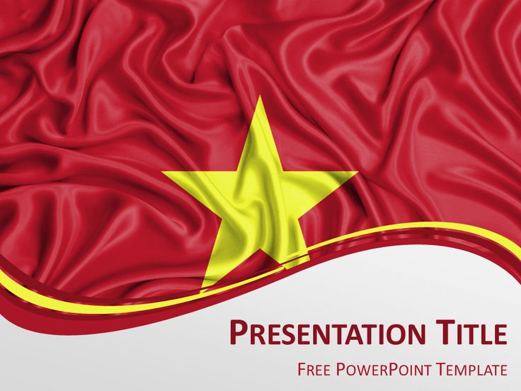 30 best powerpoint flag countries images on pinterest free powerpoint template with flag of vietnam background toneelgroepblik Image collections