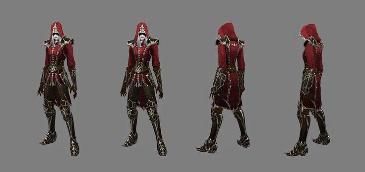 獨家專訪《暗黑破壞神 3》團隊談死靈法師 看遊戲事件將與其他現有職業態度不同《Diablo 3: Reaper of Souls》 - 巴哈姆特