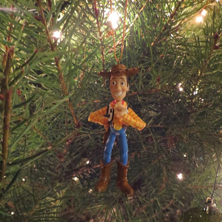 Woody- Toy Story Ornaments