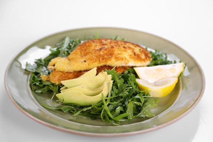 Jamie Deens Parmesan Chicken Cutlets | Recipes | Pinterest