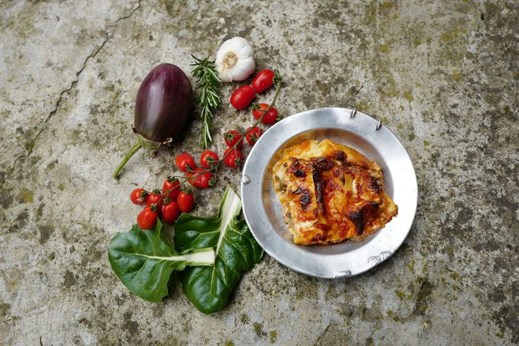 Maria Elisas grønnsakslasagne