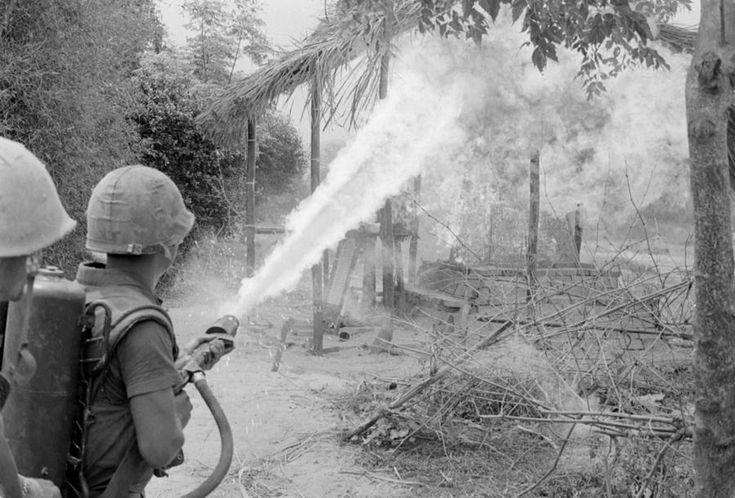 Vietnam War Soldiers - ThingLink