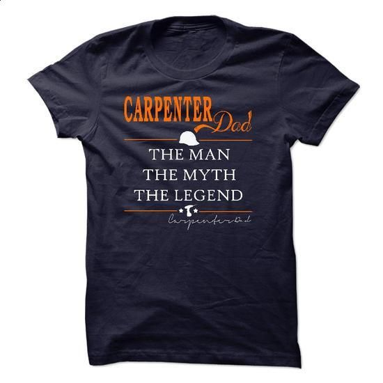Carpenter Dad Legend - #polo shirt #funny shirt. BUY NOW => https://www.sunfrog.com/Names/Carpenter-Dad-Legend.html?60505