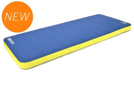 5cb8828181f Airgo Cirro Single DLX Self-Inflating Mat