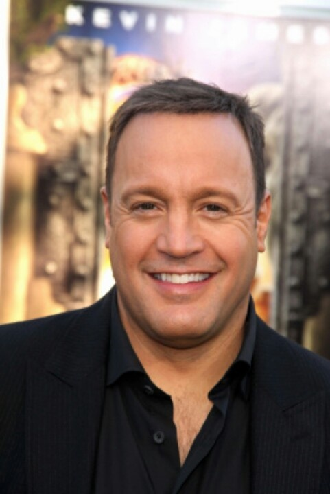Kevin James - one of my favorites. I think he is so hot! Is that weird? lol