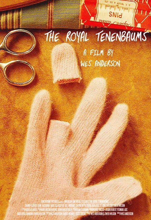 Os excêntricos Tenenbaums (2001) ★★★ - Esperava mais do filme. Tem um bom roteiro, mas a história não me seduziu.