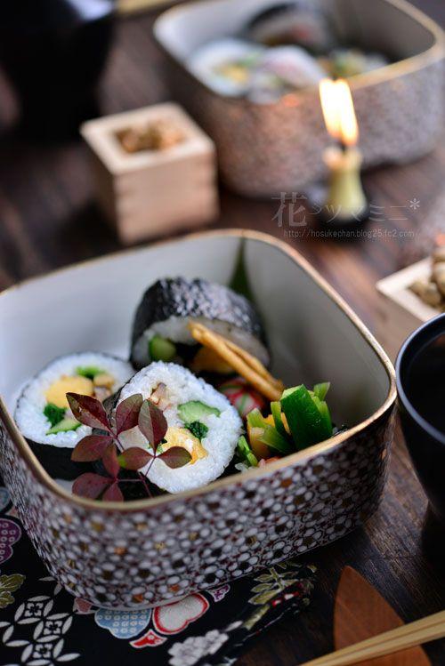 恵方巻き - Norimaki Sushi