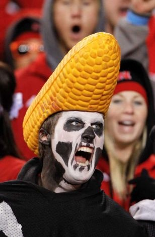 Passionate Nebraska football fan