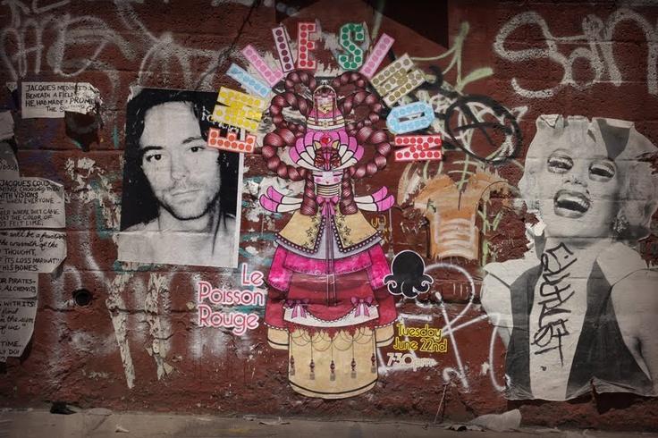 El arte no tiene nacionalidad, simplemente pertenece a la humanidad.   #ConcursoBellmurJeans #Camila