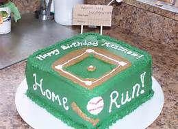 Buttercream baseball theme cake - Bing Images