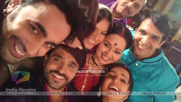 Sanaya Irani, Ashish Sharma, Udit Shukla, Ananya Khare & others