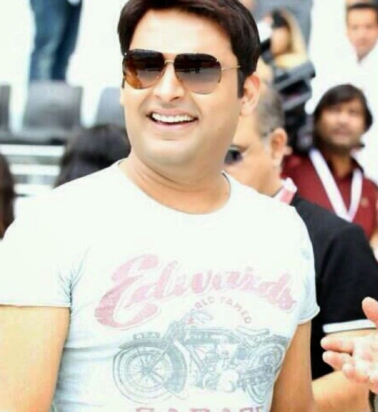 The most loved Indian stand-up comedian Kapil Sharma promoted his upcoming film 'Kis Kisko Pyaar Karun' along with director Abbas-Mustan in a five star hotel in Delhi.