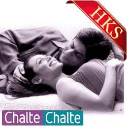 Song Name - Chalte Chalte (Pyar Humko Bhi Hai) Movie - Chalte Chalte Singer(S) - Alka Yagnik & Abhijeet Bhattacharya Music Director - Jatin-Lalit Year Of Release - 2003 Cast - Shahrukh Khan, Rani Mukerji, Satish Shah