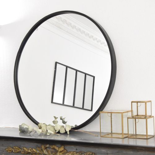 les 25 meilleures id es de la cat gorie miroir rond sur pinterest mirroir rond grand miroir. Black Bedroom Furniture Sets. Home Design Ideas
