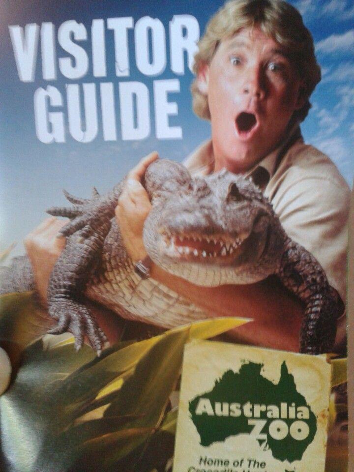 Australia Zoo in Beerwah, QLD