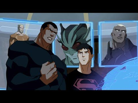 Young Justice Full Episodes Season 02 Episode 13