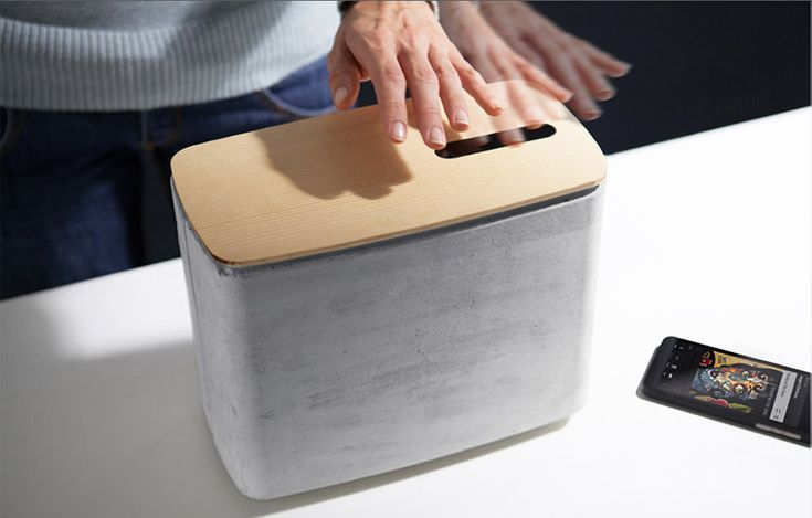 paco gestural speaker by digital habit(s)