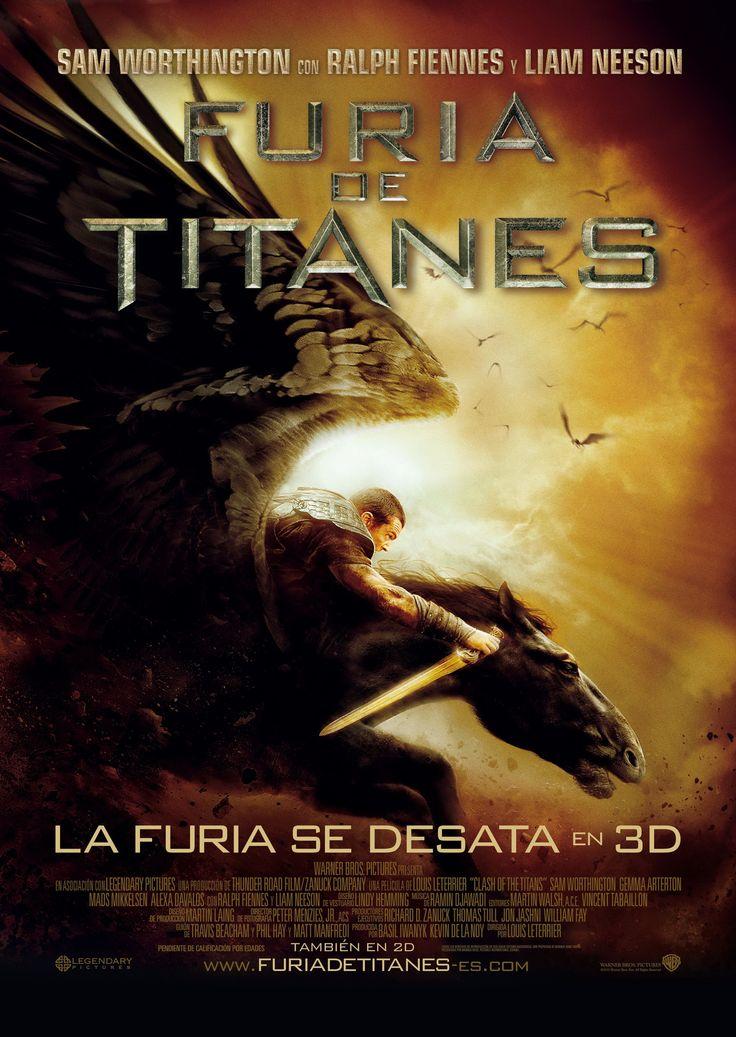 2010 - Furia de Titanes - Clash of the titans - tt0800320
