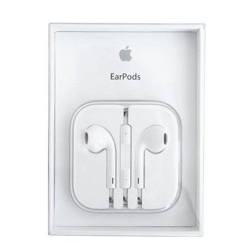 EarPods with 3.5 mm Headphone Plug - White