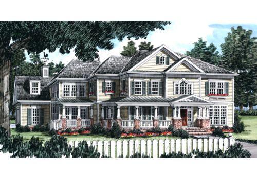 22 best colonial house plans images on pinterest for Www frankbetz com