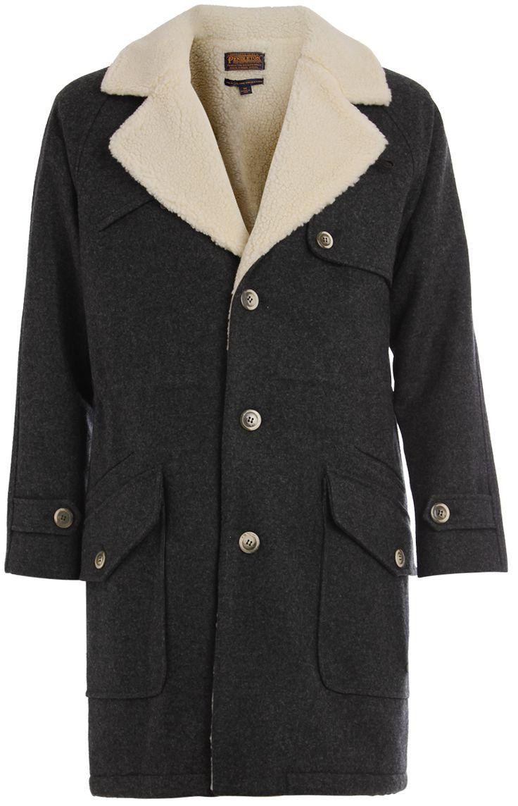 Western overcoat
