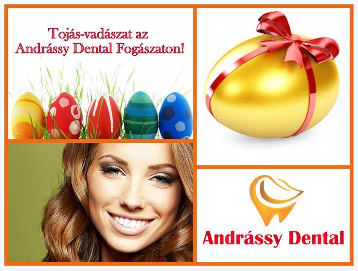 Mi itt az Andrássy Dental-ban már nagyon készülünk a Húsvétra, sok sok meglepetéssel, kedvezményekkel várunk Titeket!