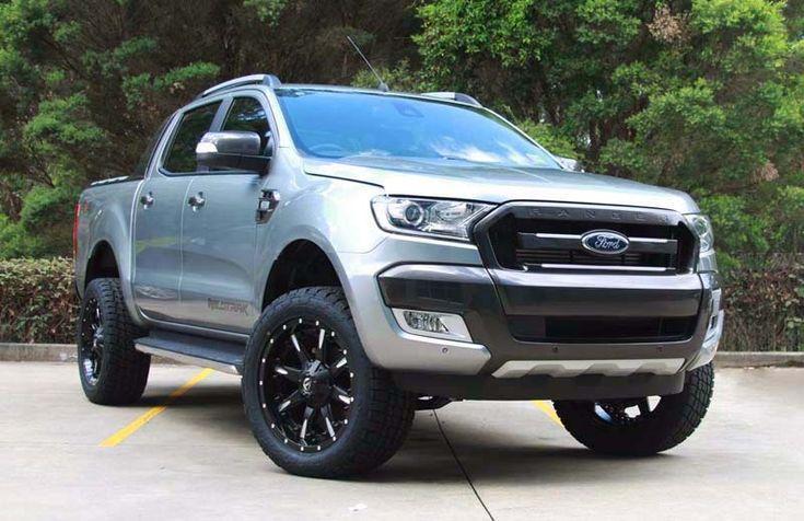 2018 Ford Ranger overview