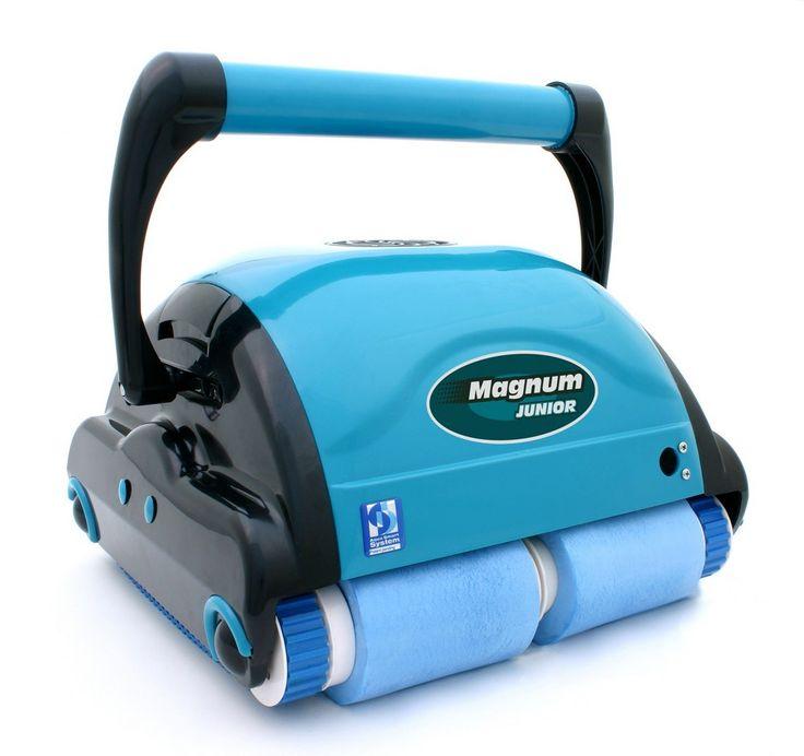 Водный автоматический Робот пылесос в бассейн MAGNUM JUNIOR RECS-MGJ0-MJN99