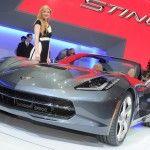 2014 Chevrolet Corvette Stingray Convertible Front Exterior 150x150 2014 Chevrolet Corvette Stingray Convertible Review Details