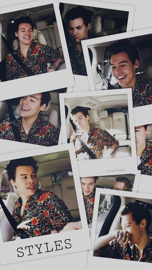 Harry Styles Wallpaper Collage
