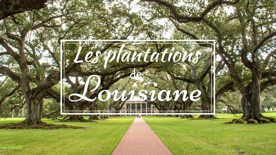 Plantation Louisiane